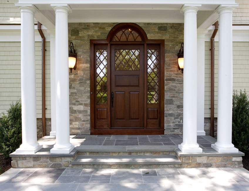 32 Bellevue Entry door