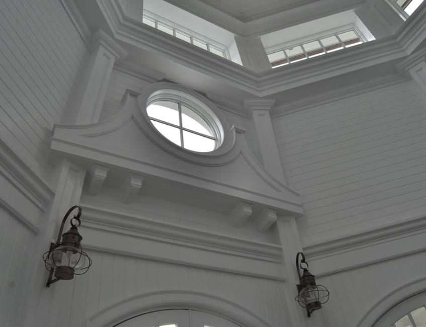 Paag Lane Pool House Interior 4