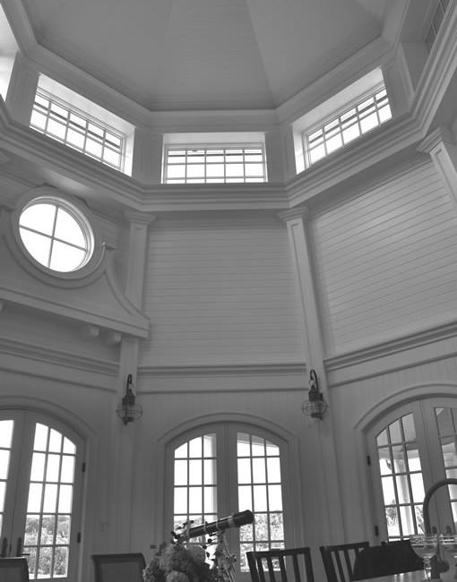 Pag Lane Pool House Interior