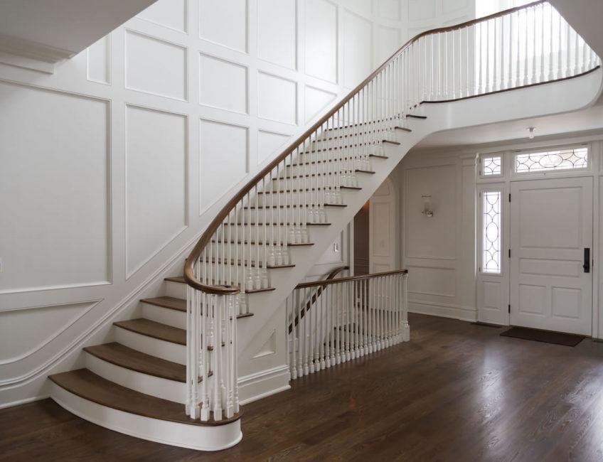 Stair Foyer